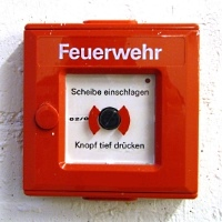 Feuermelder - © Rainer Sturm / pixelio.de