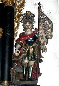 Heiliger Florian - © pan / pixelio.de