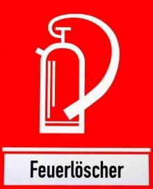Auch Feuerlöscher gehören zum betrieblichen Brandschutz - Rike / pixelio.de